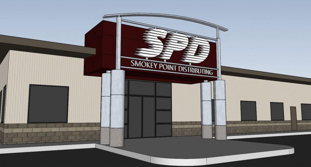 SPD_2 buidling rendering