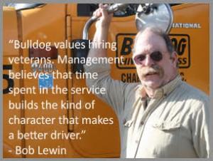 BHE Bob Lewin Quote