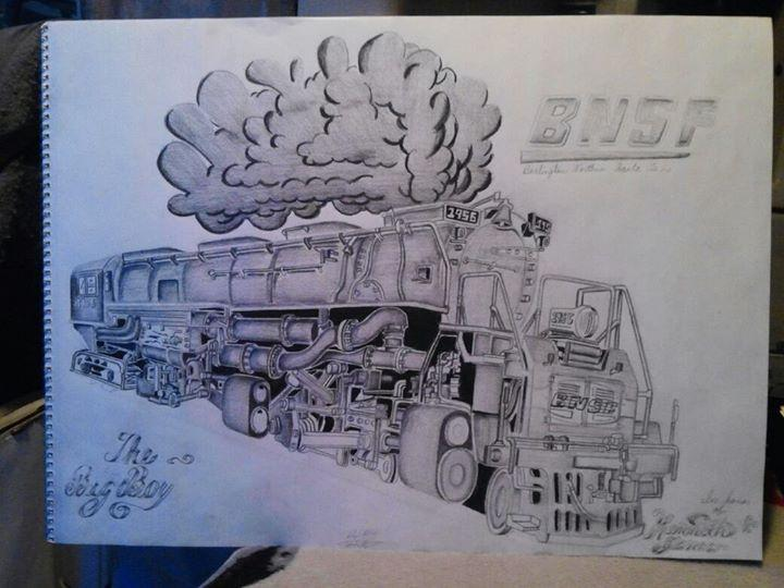 Brian-Matthews-locomotive-sketch