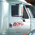 Boyd Bros. Transportation and Daseke Inc. Merge