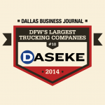 Daseke Inc. | Dallas Business Journal Top 10 in DFW
