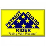 Honoring the Fallen: Bulldog's Bob Lewin Helps Lead the Way for the Patriot Guard Riders