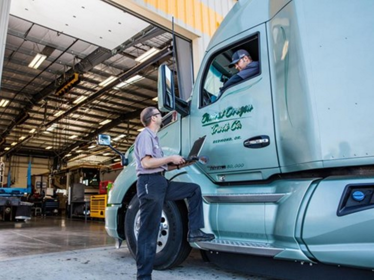 COTC-truck-maintenance