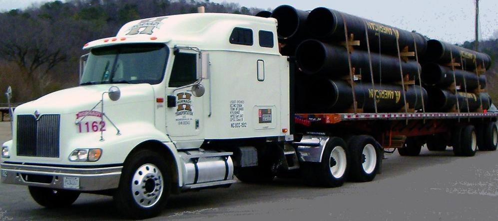 Hornady-Transportation-flatbed-truck