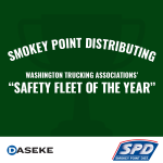 Smokey Point Distributing Receives Top Safety Honor from Washington State