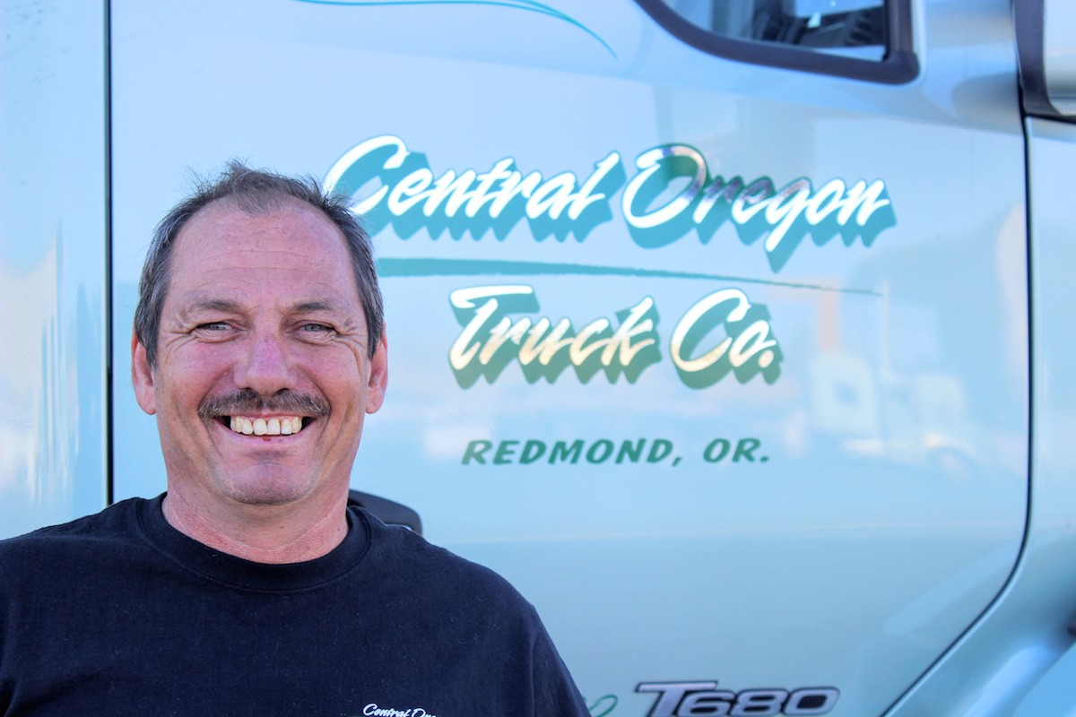 Central Oregon Trucking Trucker Delivers Baby