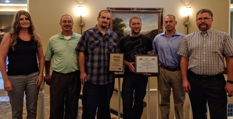 Smokey Point Distributing Washington Trucker Association Safety Fleet of the Year