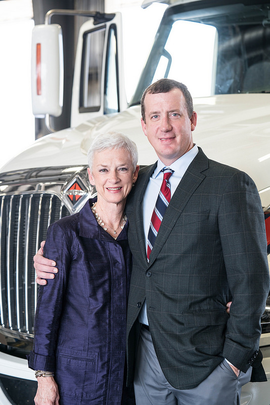 Gail Cooper, CEO of Boyd Brothers, and her son Chris Cooper, president, both lead the Clayton, Alabama-based flatbed/specialized trucking company, began by Gail's father 60 years ago. The same family culture and three core business practices Gail's father instilled in the company — attract and retain good people, diversify the business and do business with customers who value service and professionalism — still remain in place after it joined the Daseke family of companies in 2013.