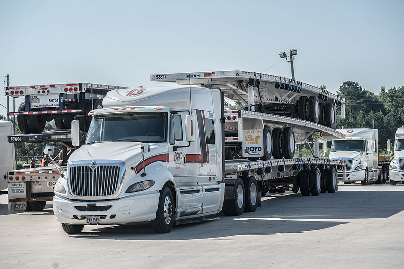 Boyd Bros. operates primarily throughout the eastern two-thirds of the United States, serving high-volume, time-sensitive shippers that demand time-definite delivery and open-deck/specialty services.