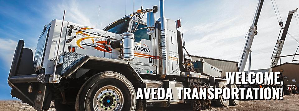 Aveda Homepage Banner