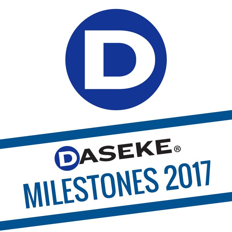 Milestones From 2017 Into 2018