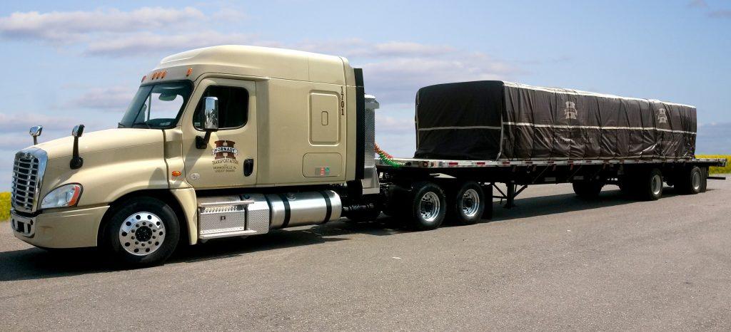hornady truck