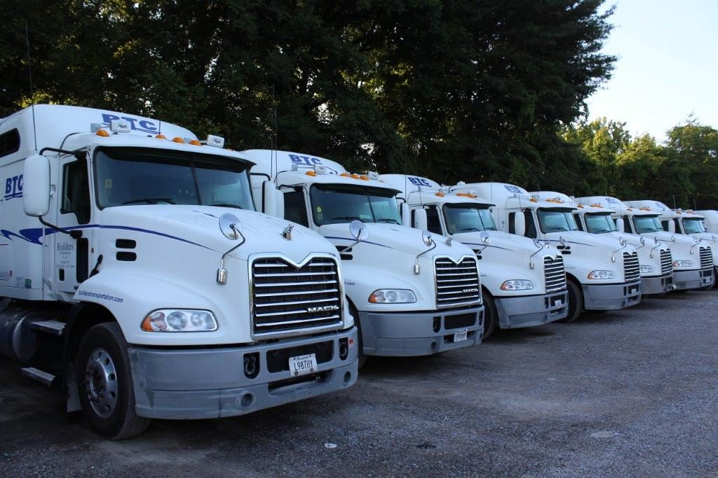 Headquartered in Memphis, Tennessee, Builders Transportation is the newest Daseke company.