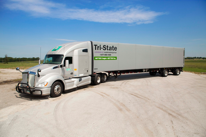Tri-State Motor Transit handles high-security loads, which means it has higher standards for drivers.